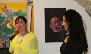 Leticia Sansores und Ingreed Martinez Foto: Rauchberger