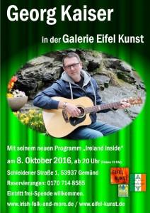 Georg Kaiser 8. Oktober